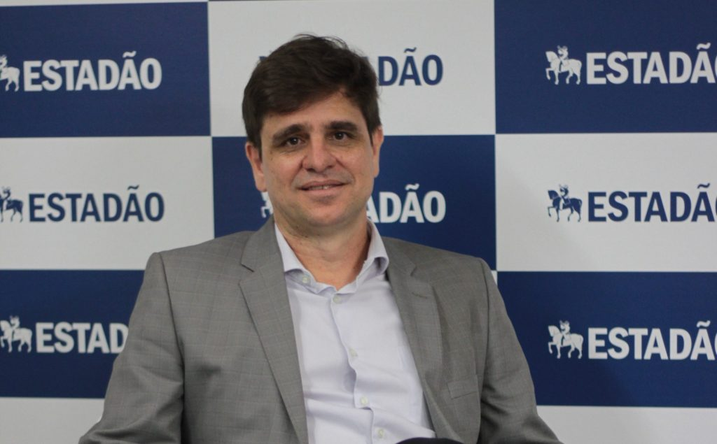 Alberto Bombig, editor executivo do Estadão