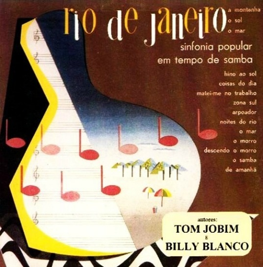 Capa do disco de 1954